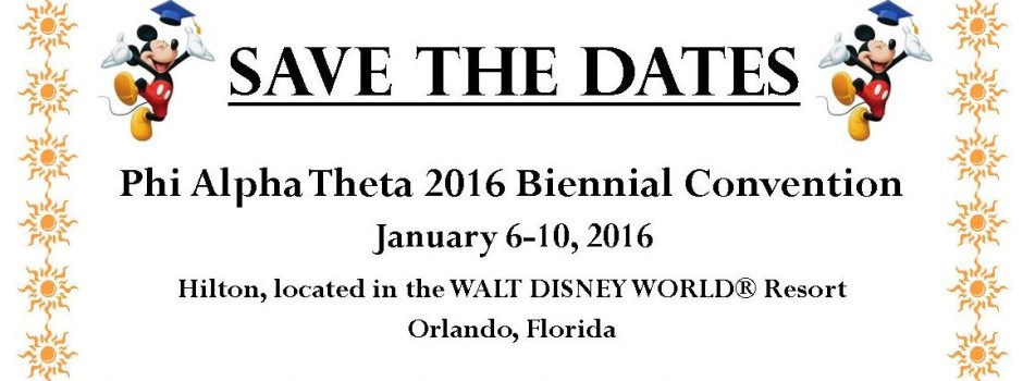 phi alpha theta    national history honor society