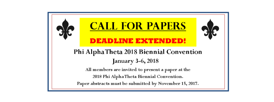 Call for Papers Extended-web edit 2
